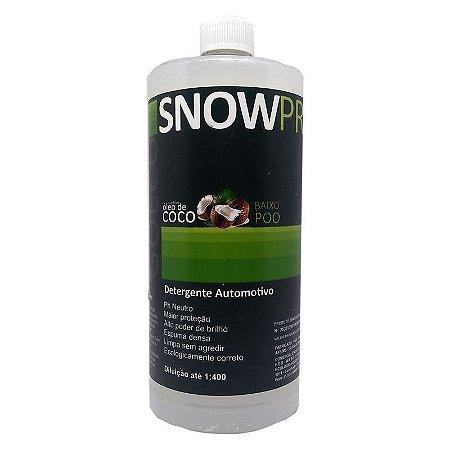 SNOWPRO Shampoo Automotivo com óleo de coco 1lt (Go Eco Wash)