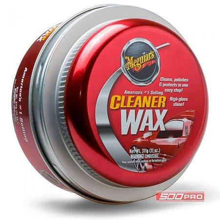 Cera Cleaner Wax em Pasta Meguiars (311 g)