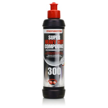 Menzerna FG 300 Polidor Super Heavy Cut Compound 250ml