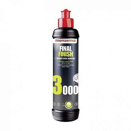 FINAL FINISH FF3000 COMPOSTO POLIDOR LUSTRO 250ML - MENZERNA