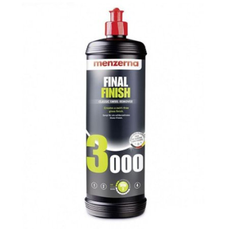 Polidor de Lustro Final Finish 3000 Menzerna 1L
