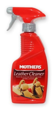 LEATHER CLEANER LIMPADOR DE COURO 335ML - MOTHERS