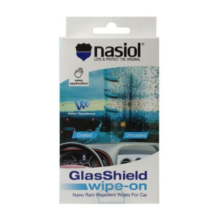 Glasshield Wipe On 50ml - Nasiol