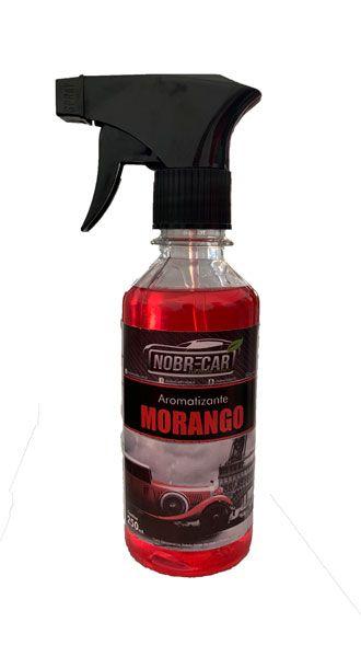 Aromatizante Morango 250ml - NobreCar