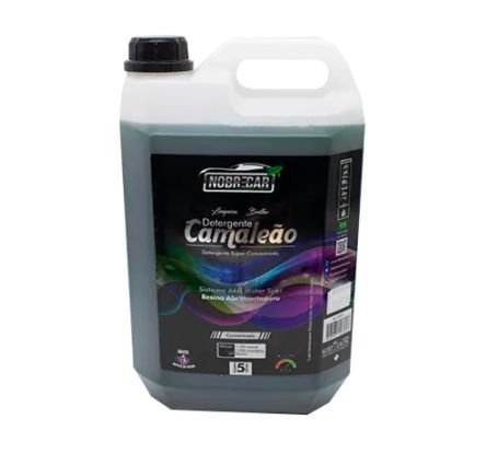 DETERGENTE CAMALEÃO CONCENTRADO 5L - NOBRECAR