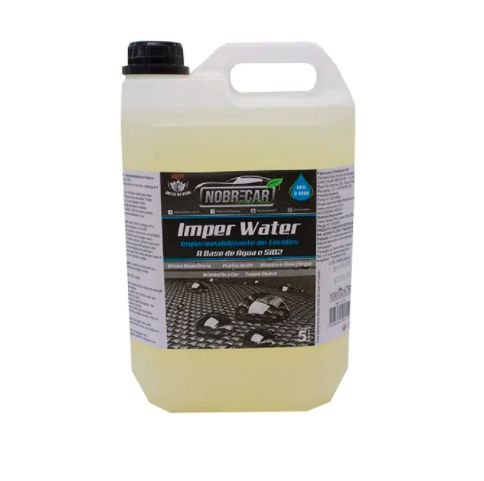 IMPER WATER IMPERMEABILIZANTE DE TECIDOS 5L - NOBRECAR