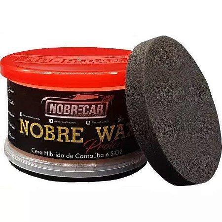 Nobre Wax Protection 350g - Cera de Carnaúba e SiO2 (NobreCar)
