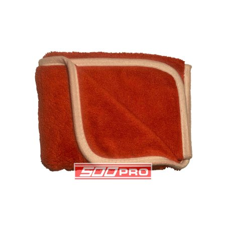 Toalha de Microfibra Miracle Vermelha 380GSM (40x60) by SGCB