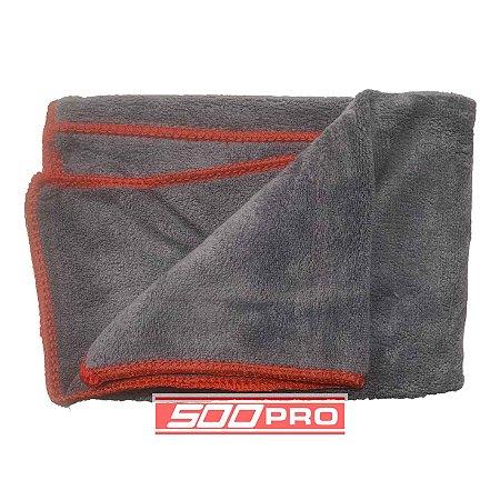 Toalha de Microfibra Wax Cinza 64GSM (40x40) by SGCB