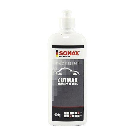 CUTMAX COMPOSTO POLIDOR DE CORTE 400G - SONAX