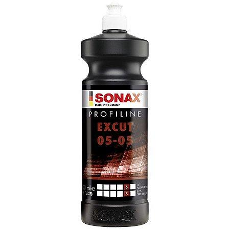 EXCUT 05-05 COMPOSTO POLIDOR PROFILINE 1L - SONAX