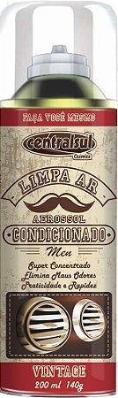 LIMPA AR CONDICIONADO MEN VINTAGE 200ML/140G - CENTRALSUL