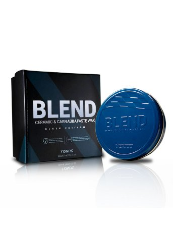 BLEND BLACK EDITION CERA DE CARNAÚBA E SÍLICA 100ML - VONIXX