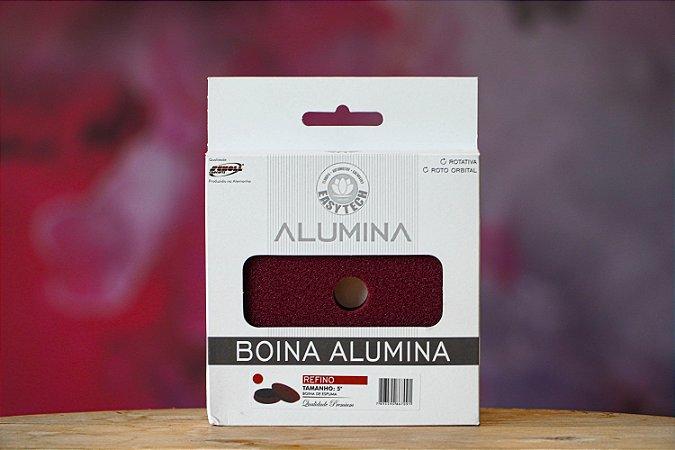 """BOINA ALUMINA BORDO REFINO 5"""" - EASYTECH"""