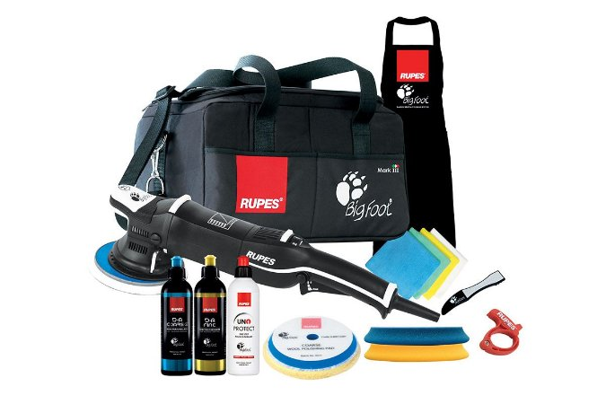 KIT LUX POLITRIZ LHR21 MARK III D-A - RUPES