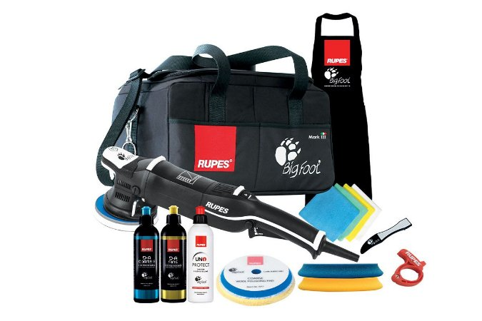 KIT LUX POLITRIZ LHR15 MARK III D-A - RUPES