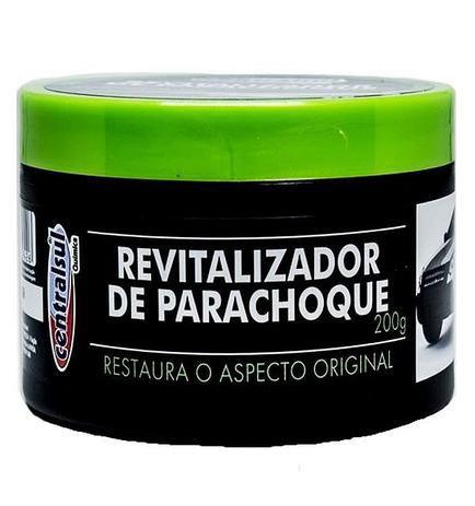 REVITALIZADOR DE PARACHOQUES 200G - CENTRALSUL