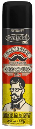 SILICONE AEROSSOL DESTAQUE GERMANY 400ML - CENTRALSUL