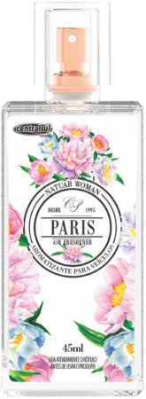 AROMATIZANTE NATUAR WOMAN PARIS 45ML - CENTRALSUL