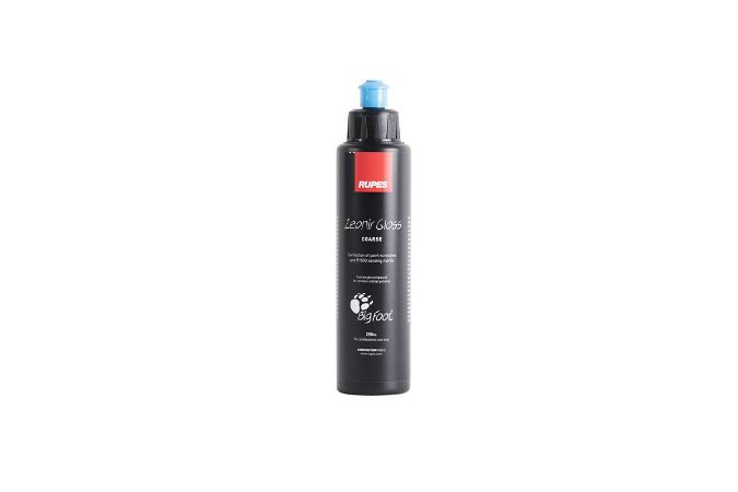 COMPOSTO POLIDOR ZEPHIR GLOSS AZUL CORTE 250ML - RUPES