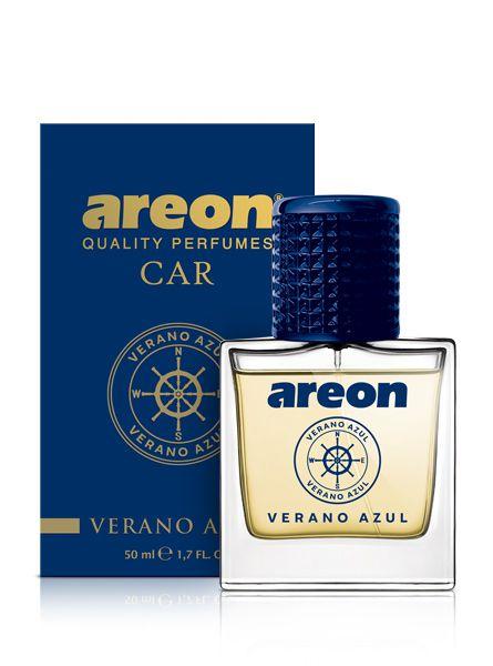 PERFUME PARA CARROS VERANO AZUL 50ML - AREON
