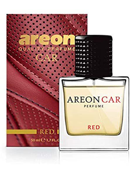 PERFUME PARA CARROS RED VERMELHO 50ML - AREON