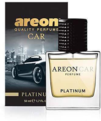 PERFUME PARA CARROS PLATINUM 50ML - AREON