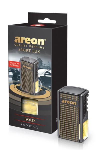 AROMATIZANTE PARA PAINEL BLACK BOX GOLD - AREON CAR