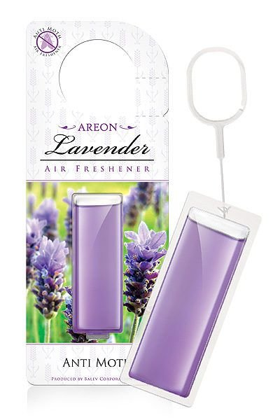 AROMATIZANTE ANTI TRAÇA LAVENDER - AREON ANTI MOTH