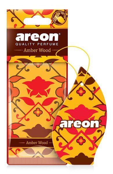 AROMATIZANTE AMBER WOOD - AREON MON
