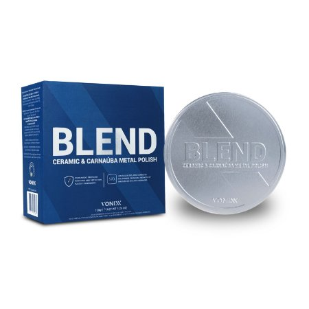 BLEND CERAMIC & CARNAÚBA METAL POLISH 150G - VONIXX