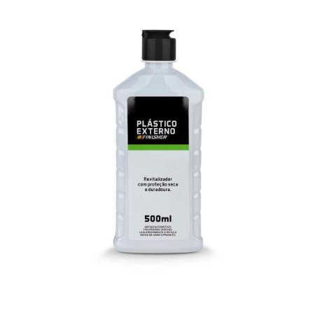 REVITALIZADOR DE PLÁSTICOS EXTERNOS 500ML - FINISHER