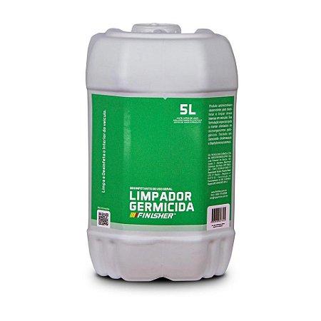 LIMPADOR GERMICIDA 5L - FINISHER