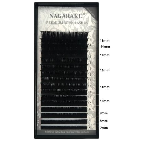Cílios Nagaraku Premium Mink Lashes