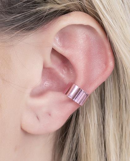 Piercing fake rosa galore