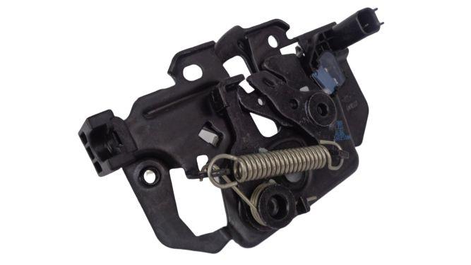 Trinco E Interruptor Do Capô Ford New Fiesta Hatch 13/19