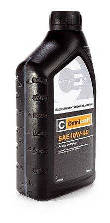 Óleo De Motor 10w40 Semissintético Ford Omnicraft