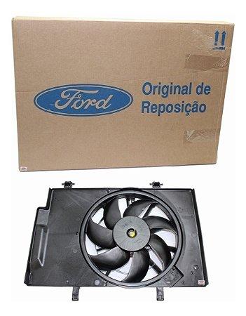 Motor Helice Ventoinha New Fiesta Ka Original D3b58c607ae