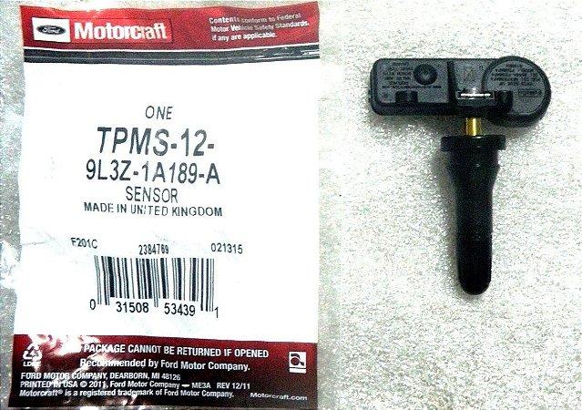 Sensor Pressão Pneu Tpms Originalford Fusion Edge 9l3z1a189a
