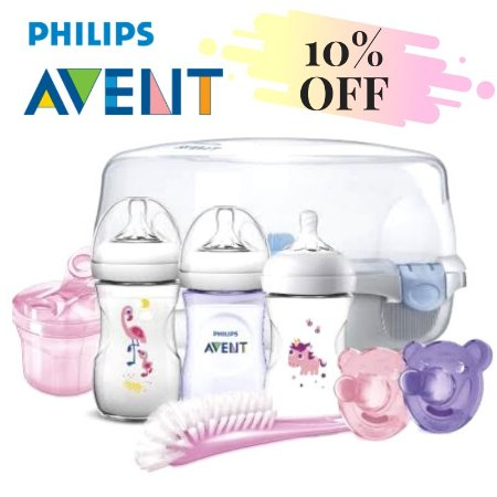 Kit Essencial Philips Avent 8 Itens