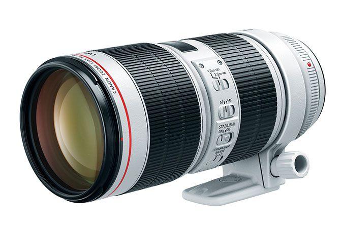 Lente EF 70-200mm f/2.8L IS III USM
