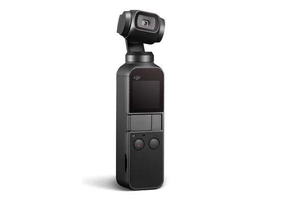 Osmo Pocket DJI, Câmera Digital com Estabilizador