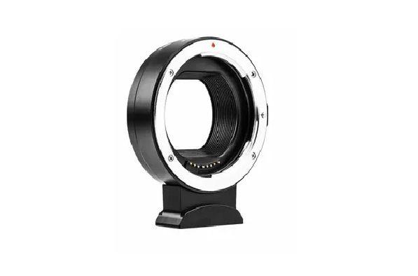 Adaptador de Montagem de Lente  AF Lente Canon EF em Câmeras EOS R