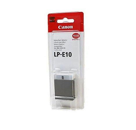 Bateria Original Canon LP-E10 para Câmera Canon EOS