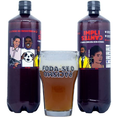 (4 Growlers PET) Killa Bee Honey Ale