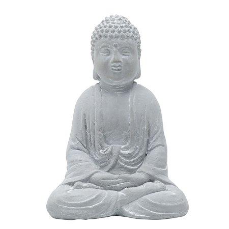 Escultura De Buda Sentado - Urban