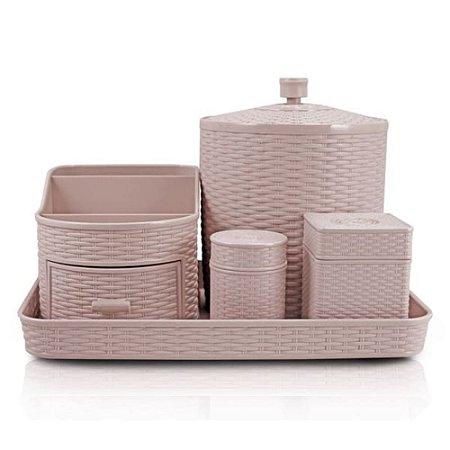 Kit Organizador Com Cinco Peças -Jacki Design