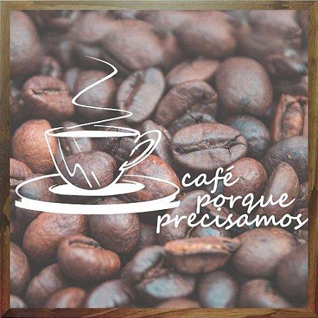 Quadro De Café - Quadrum & Art