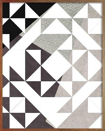 Quadro Abstrato -Quadrum & Art