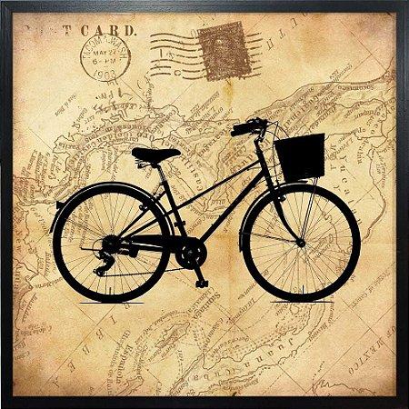 Quadro Bicicleta - Quadrum & Art